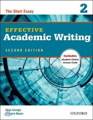 Effective Academic Writing 3: The Researched Essay