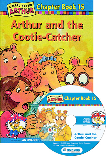 Arthur Chapter Book 15 Set And The Cootie Catcher